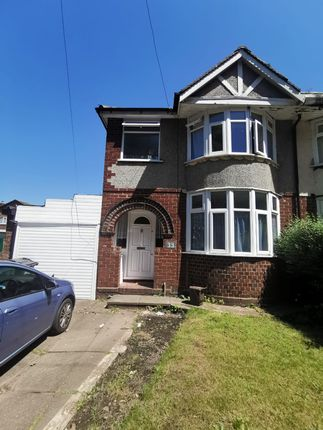 Thumbnail Semi-detached house to rent in Victoria Road, Tipton