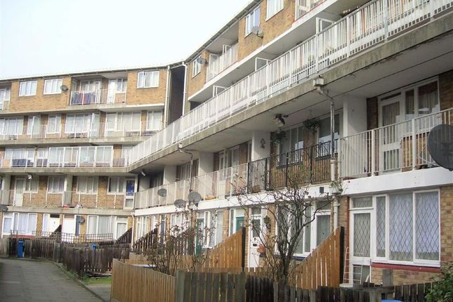Thumbnail Maisonette for sale in Lucey Way, London