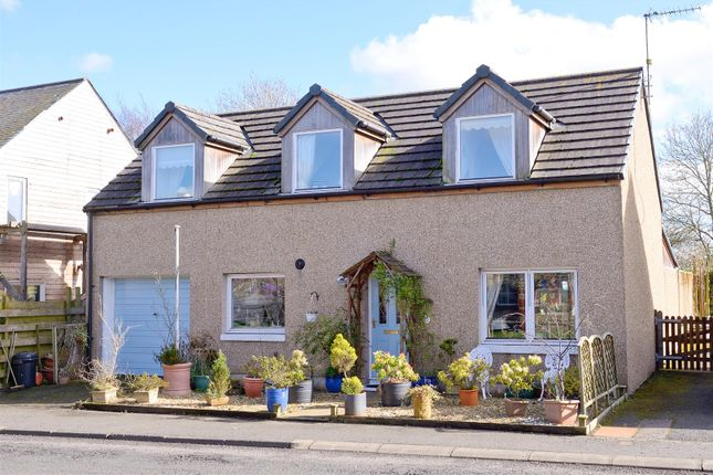Thumbnail Detached house for sale in Main Street, Leitholm, Coldstream