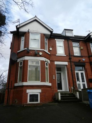 Thumbnail Property to rent in Flat 5, 50 Granville Road, Manchester