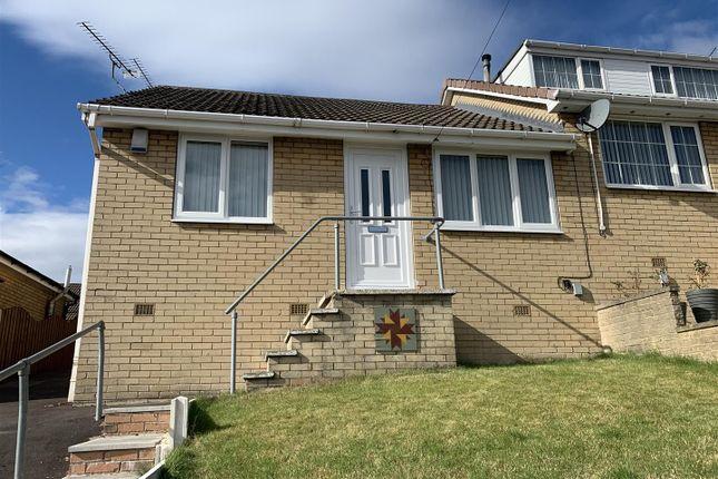 2 bed semi-detached bungalow to rent in Benton Way, Kimberworth, Rotherham S61