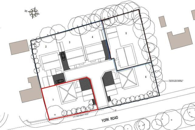 Thumbnail Land for sale in Land At Kingsbury Court, York Road, Scawthorpe, Doncaster