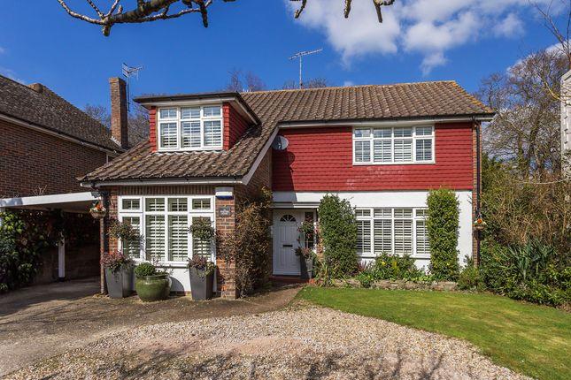 Thumbnail Detached house for sale in Stangrove Road, Edenbridge