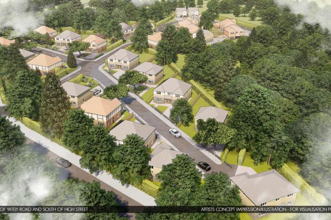 Thumbnail Land for sale in Yately Road, Sandhurst