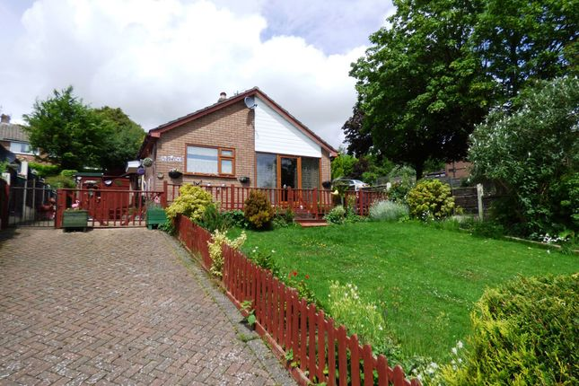 Thumbnail Bungalow for sale in Stoneyland Drive, New Mills, High Peak