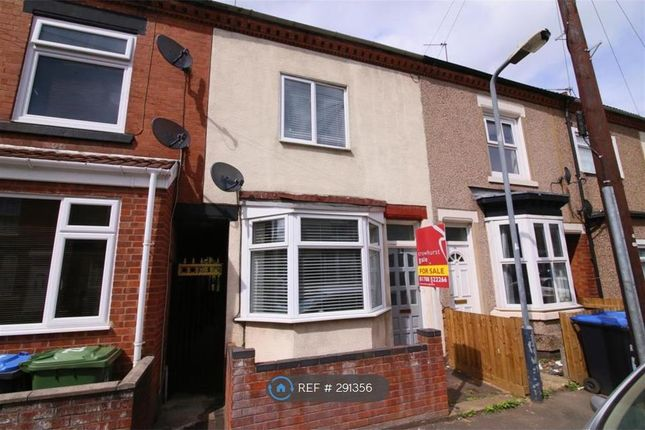 Thumbnail Terraced house to rent in Worcester Street, Rugby