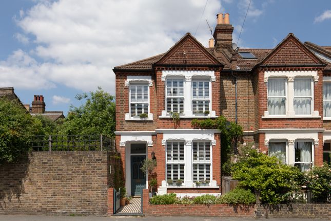 Thumbnail End terrace house for sale in Brookbank Road, Ladywell