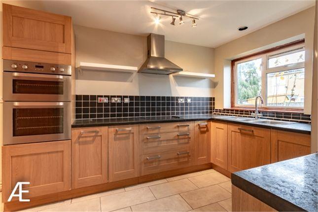 Thumbnail Terraced house to rent in Barham Road, Chislehurst, Kent