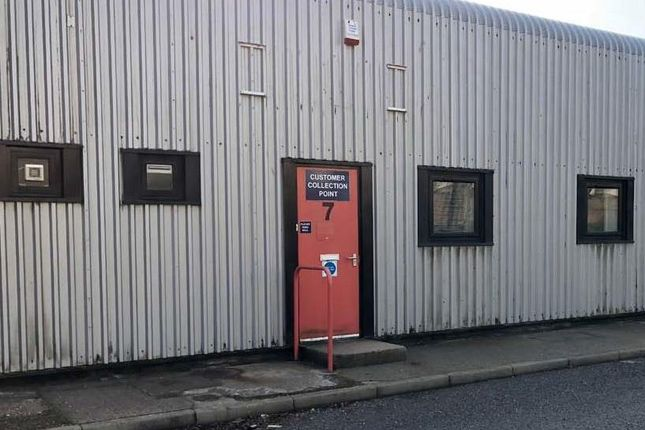 Thumbnail Light industrial to let in Unit 7, Airside Business Park, Dyce Drive, Kirkhill Industrial Estate, Dyce, Aberdeen