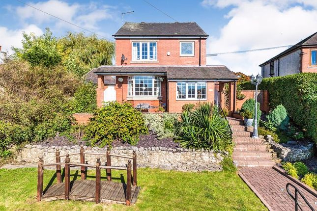 5 bed detached house for sale in Holt Lane, Kingsley, Staffordshire ST10