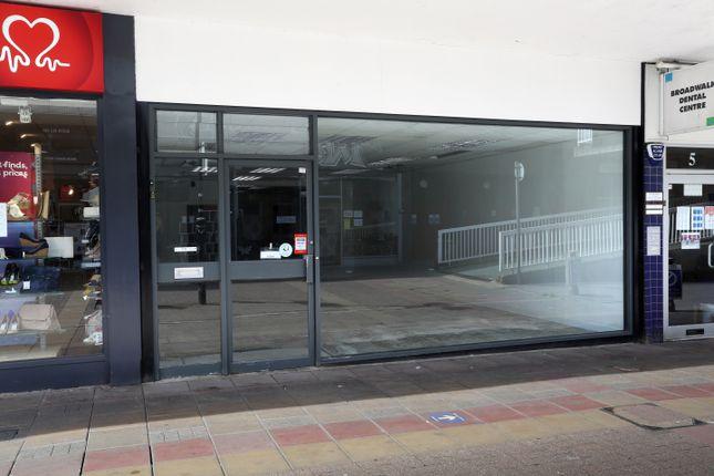 Thumbnail Retail premises to let in East Walk, Harlow