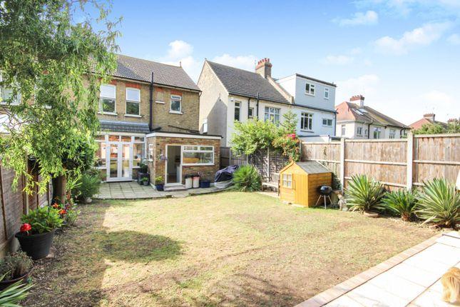 Garden of Woodgrange Drive, Southend-On-Sea SS1