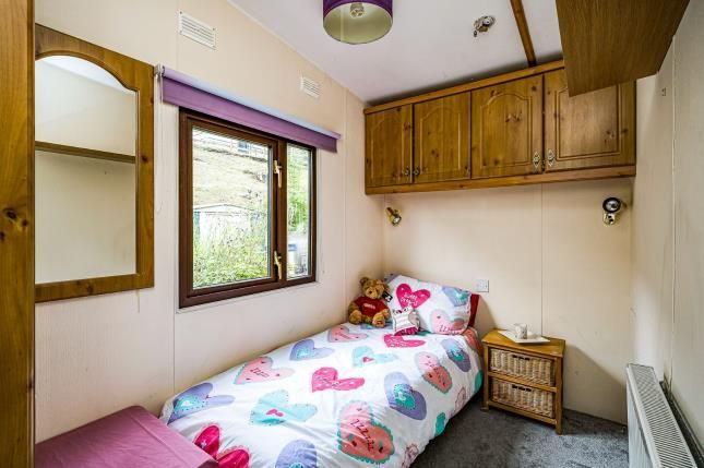 Bedroom Two of Ditton Mill Park, Cleobury Mortimer, Shropshire DY14