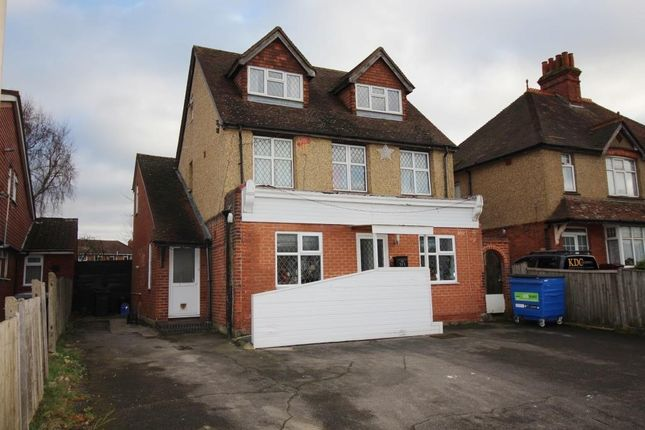 Thumbnail Detached house for sale in Basingstoke Road, Reading