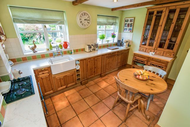 Thumbnail Link-detached house for sale in The Granaries, Scopwick, Lincoln