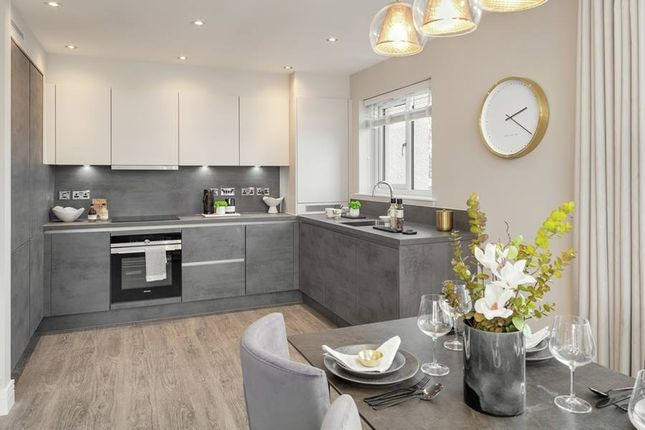 "1 bedroom flat for sale in ""Plot 38 - The Kirkhill"" at Bucksburn, Aberdeen"