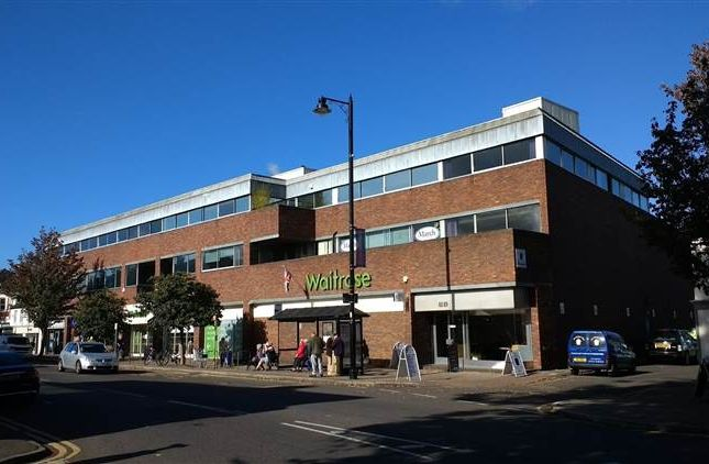 Thumbnail Office to let in 50-68 High Street, Weybridge, Surrey