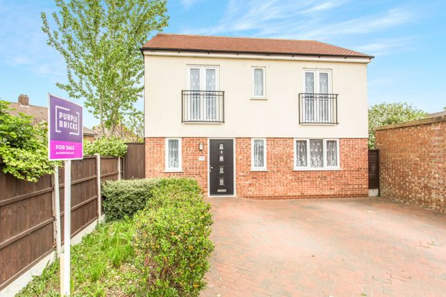 Thumbnail Detached house for sale in South Close, South Ockendon
