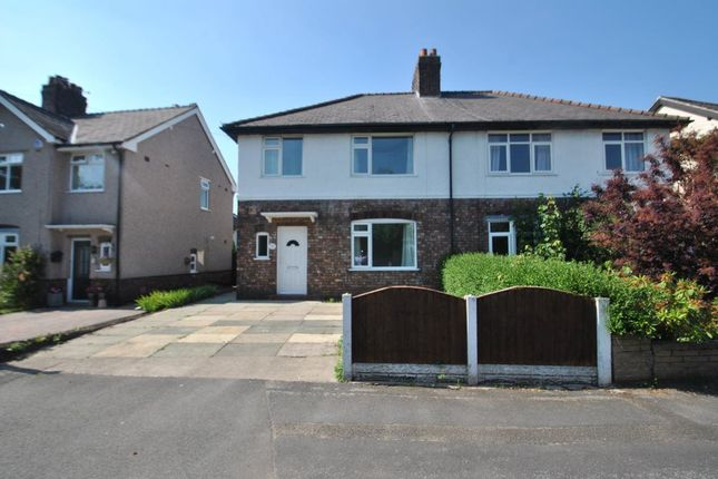 Thumbnail Property to rent in Sandy Lane, Warrington