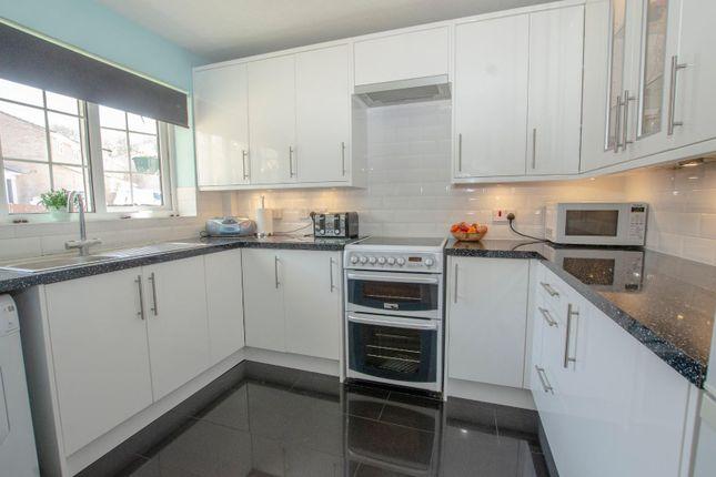 Thumbnail Detached house for sale in 17 Osborne Gardens, Fair Oak, Eastleigh