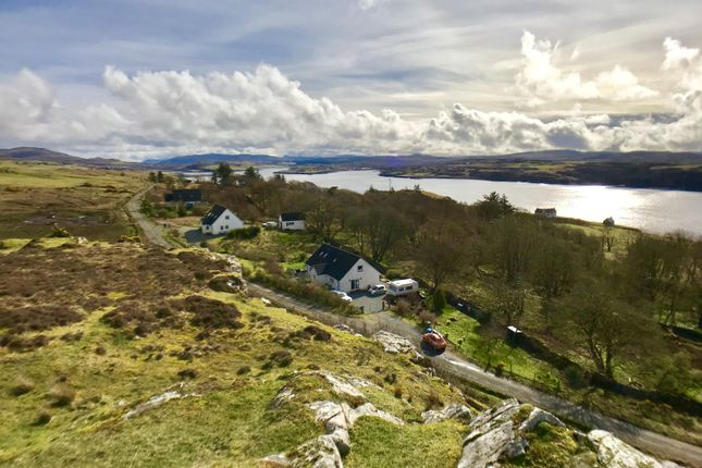 Thumbnail Detached house for sale in Aite Sithiel, Kingsburgh, Isle Of Skye