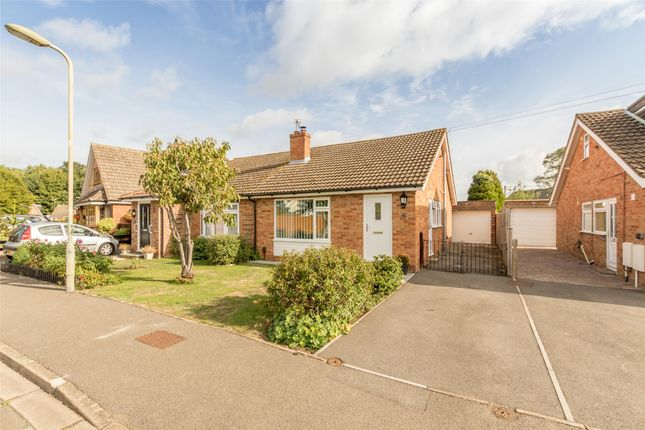 Thumbnail Semi-detached bungalow for sale in Hillview Road, Abingdon, Oxfordshire
