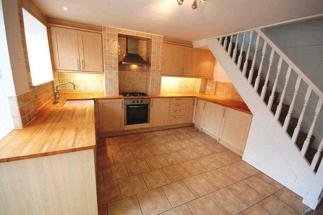 Thumbnail Terraced house to rent in Greenhill Avenue, Winchester