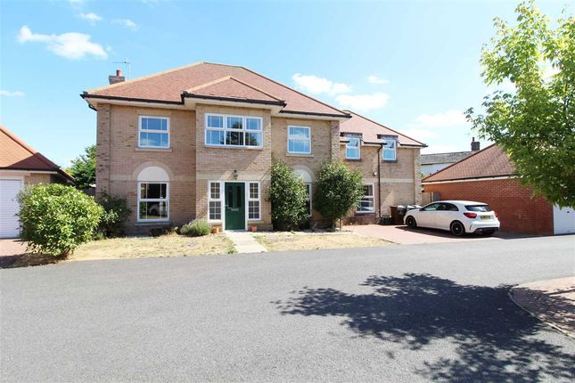 Thumbnail Detached house for sale in Henry Villa Close, Mile End, Colchester