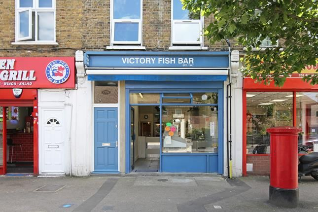 Thumbnail Restaurant/cafe to let in 199 Rotherhithe New Road, Bermondsey, London
