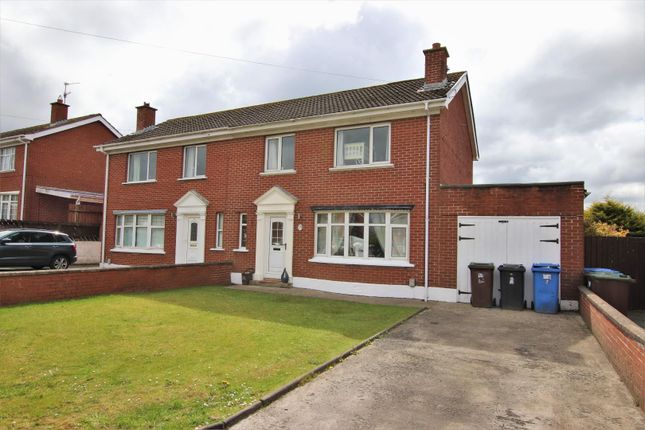 3 bed semi-detached house for sale in Sutton Gardens, Londonderry BT47