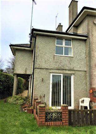 Thumbnail Semi-detached house to rent in Reservoir Road, Plymstock, Plymouth