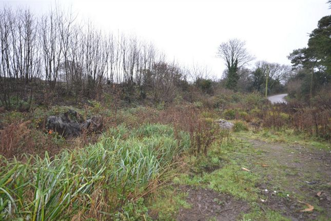 Thumbnail Land for sale in Grenna Lane, Perranwell Station, Truro, Cornwall