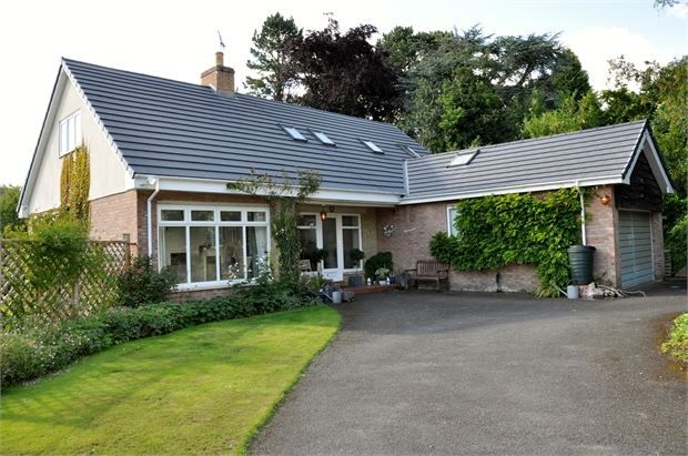 Thumbnail Detached house for sale in Morningside, Beech Drive, Corbridge, Northumberland.