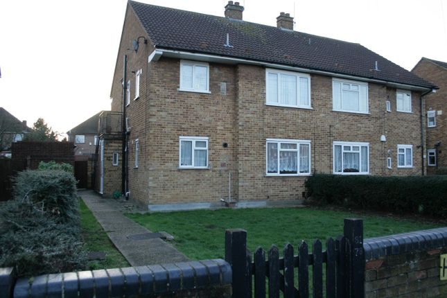 Thumbnail Flat to rent in Barnhill Road, Hayes