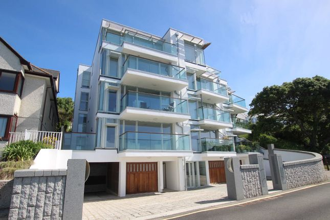 Thumbnail Flat for sale in Castle Drive, Falmouth