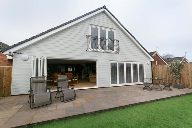 Thumbnail Detached bungalow for sale in Downham Way, Liverpool