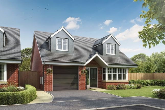 """3 bed bungalow for sale in """"The Greenwood"""" at Croston Road, Farington Moss, Leyland PR26"""