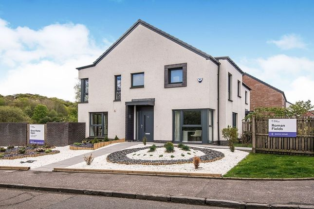 Thumbnail Terraced house for sale in Glen Shirva Road, Twechar, Kilsyth, Glasgow