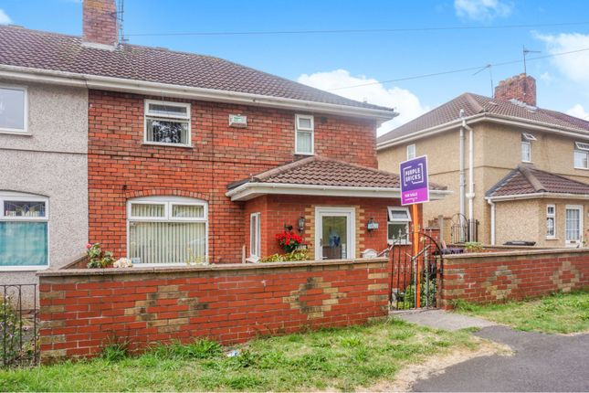 Thumbnail 3 bed semi-detached house for sale in Broadfield Road, Knowle