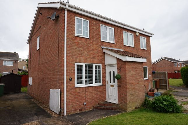 Thumbnail Semi-detached house for sale in Waltham Grange, Cleethorpes