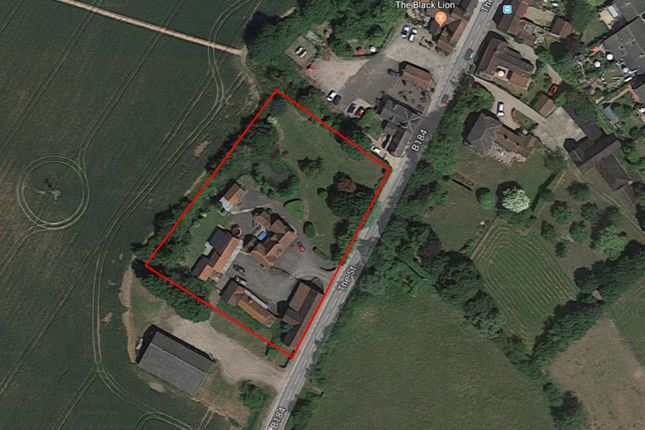 Thumbnail Land for sale in The Street, High Roding, Dunmow