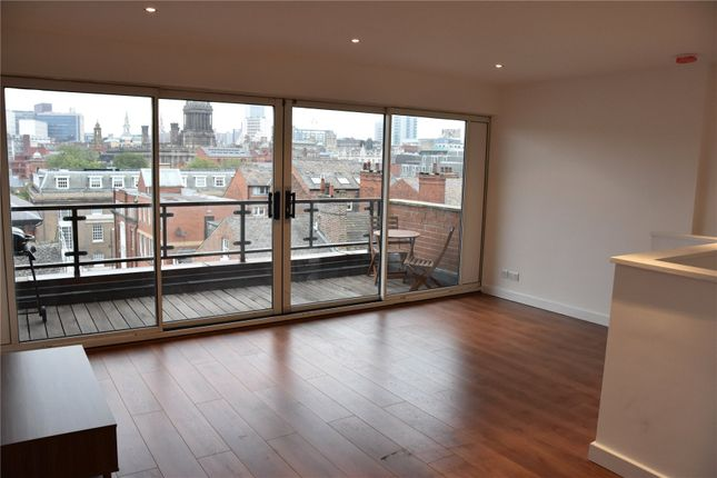 Thumbnail Flat to rent in Landmark House, Park Place, Leeds, West Yorkshire