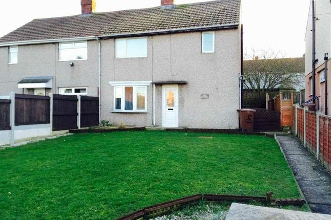 Thumbnail Semi-detached house to rent in Cow Lane, Havercroft, Wakefield