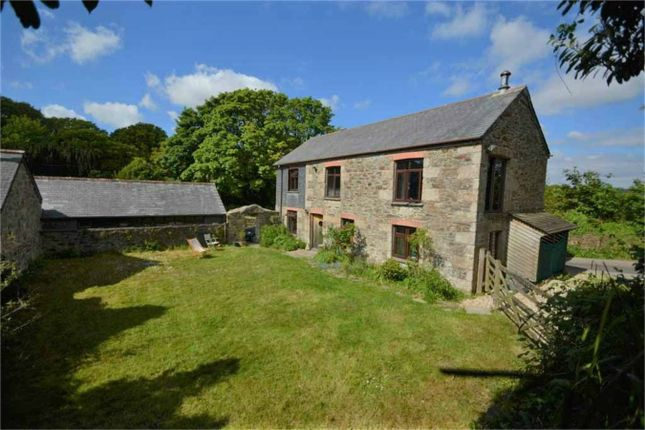 Thumbnail Barn conversion for sale in Gwennap, Redruth