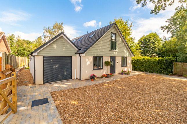 Thumbnail Detached bungalow for sale in Ernsford Close, Dorridge, Solihull