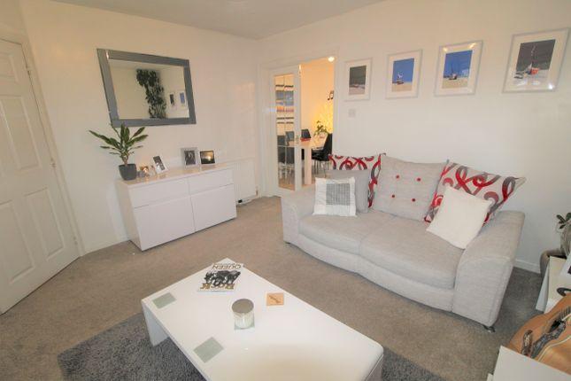 Lounge of Higherness Way, Coatbridge ML5