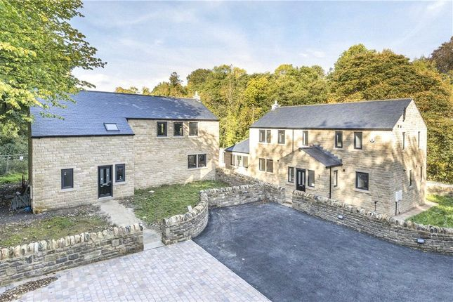 Thumbnail Detached house for sale in Old Foundry, Ireland Street, Bingley, West Yorkshire