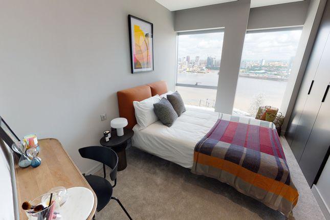 Bedroom of No. 5, 2 Cutter Lane, Upper Riverside, Greenwich Peninsula SE10