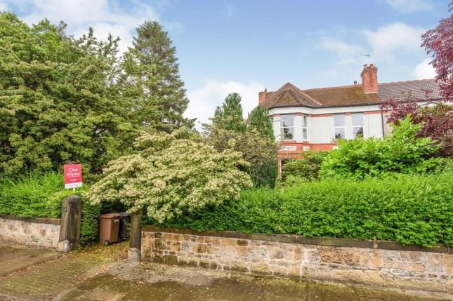 Thumbnail Semi-detached house for sale in Kingsmead Road North, Oxton, Merseyside