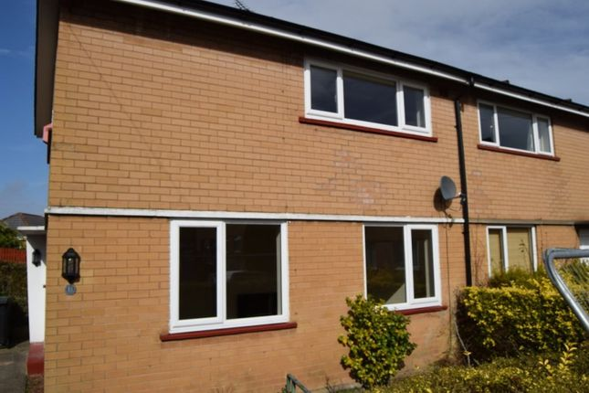 Thumbnail Semi-detached house to rent in Fellside Grove, Carlisle